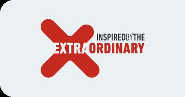 Inspired by extraordinary logo