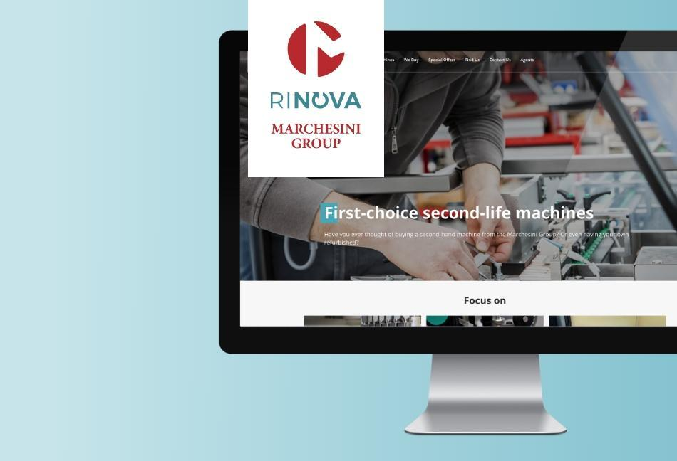 Rinova_second-hand_refurbished machine