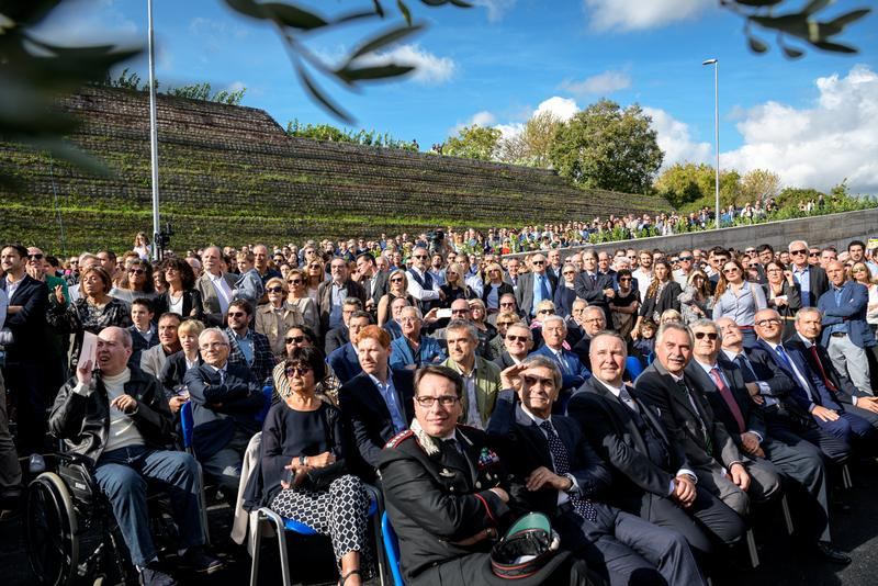 THE MARCHESINI GROUP INAUGURATES THE NEW FACTORY OF CORIMA DIVISION